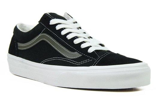 Tênis Masculino Vans Style 36 Ua - Vintage/Black White