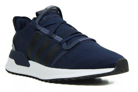 Tênis Masculino Adidas U-Path Run - Conavy/Black/White