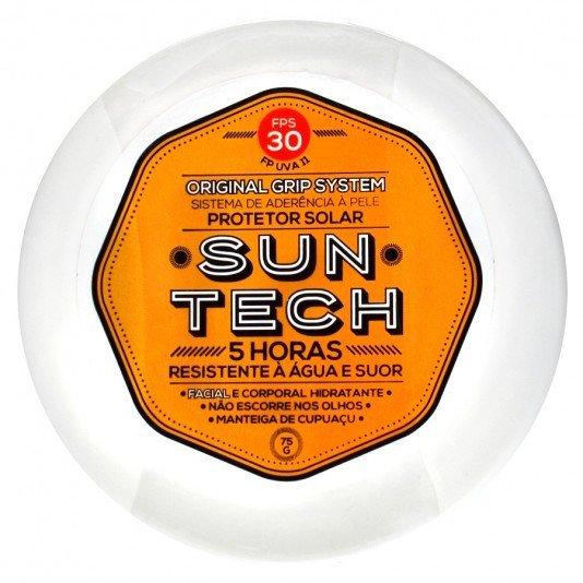 Protetor Solar Sun Tech 75g 30 FPS