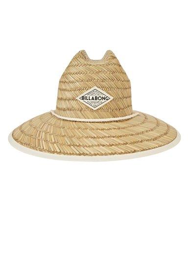 Chapéu de palha Billabong Tipton Fuego - Palha