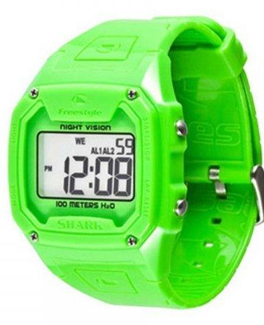 Relógio Killer Shark Gloss Neon - Green