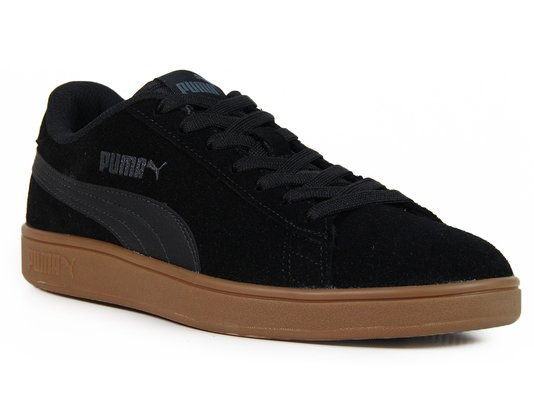 Tênis Feminino Puma Smarh V2 - Black/Gum