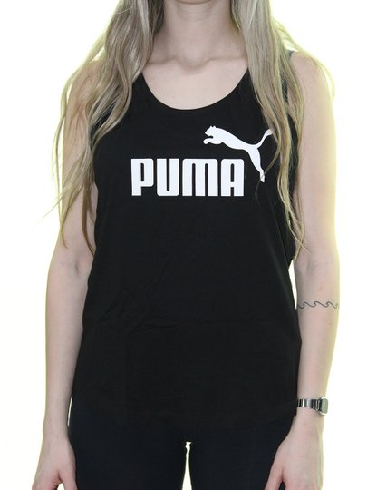 Regata Feminina Puma Essentials Tank - Preto