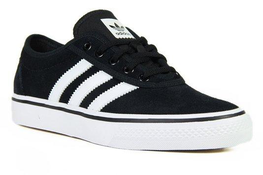Tênis Masculino Adidas Adi-Ease - Black/White/Black