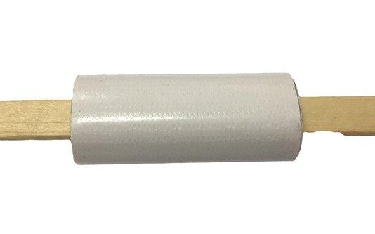 Fita Adesiva Tape Feeton Resistente 48mm X 1m - Branco