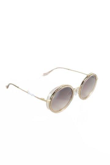Óculos de Sol Evoke Four You DS23 H21 Gold Lenses - Turtle/Gold