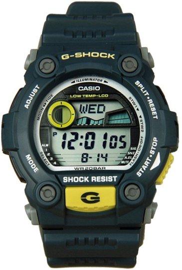 Relógio Casio G-Shock Masculino G-7900-2DR - Preto Fosco