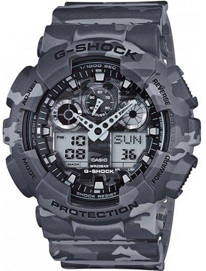 Relógio G-Shock GA-100CM-8ADR - Camuflado