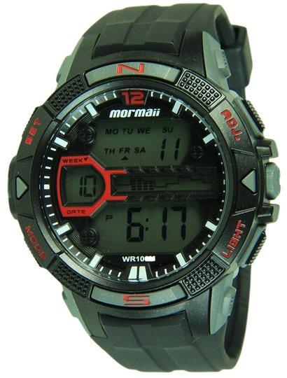 Relógio Mormaii MO5000 Digital - Preto