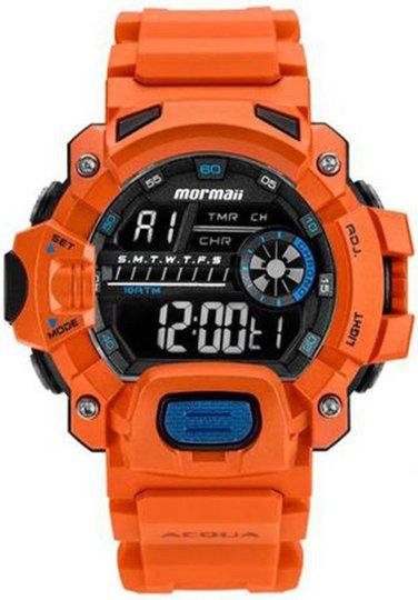 Relógio Mormaii MOZM1132/8L Digital - Laranja