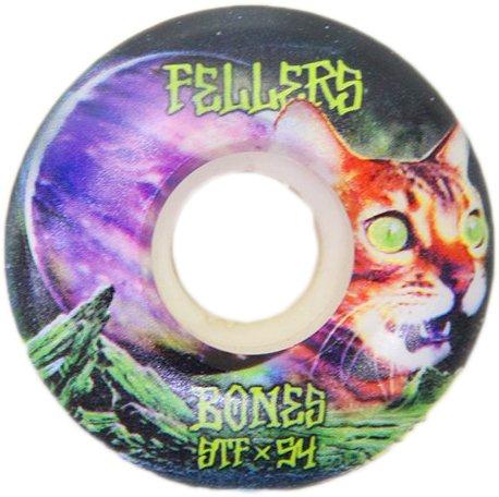 Roda Bones Fellers Galaxy Cat 4PK V3 54mm - Sortida
