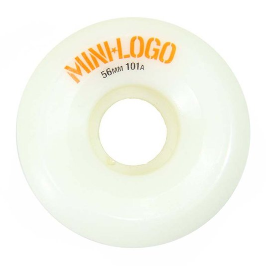 Roda Skateboard Mini Logo 56mm