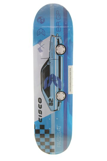 Shape Skateboard Cisco FN+R Gp Passat - Azul