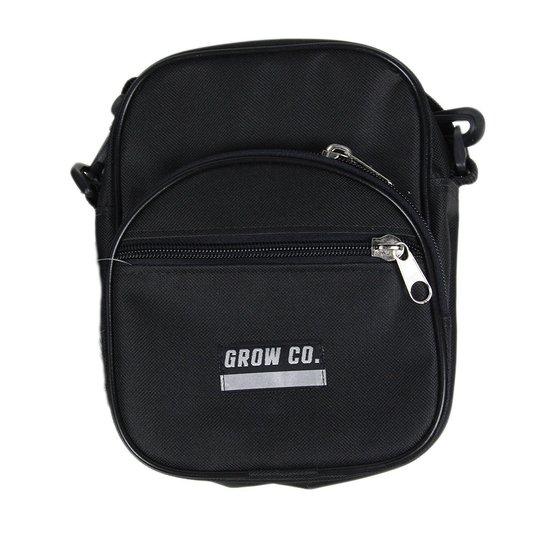 Shoulder Bag Grow Breu - Preto