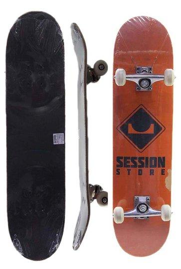 Skate Session Logo 2019 - Laranja