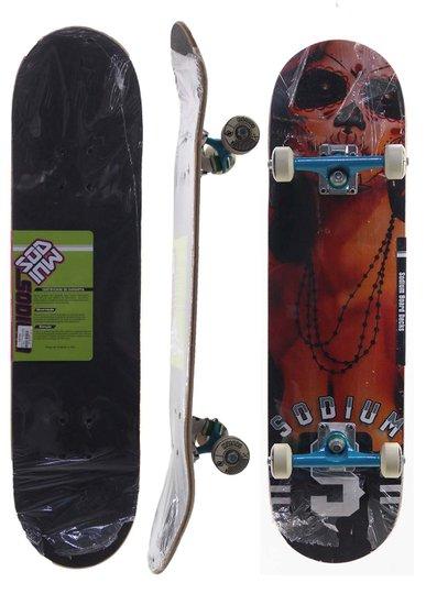 Skate Sodium Iniciante
