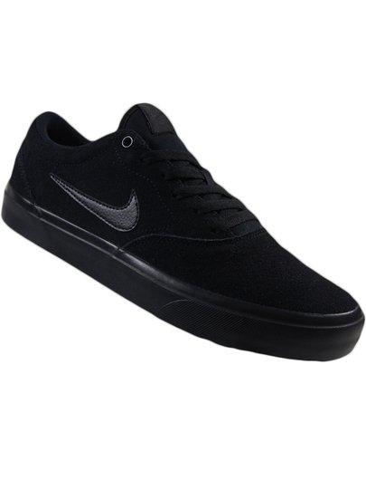 Tênis Feminino Nike Check Solar CNVS - Black/Black