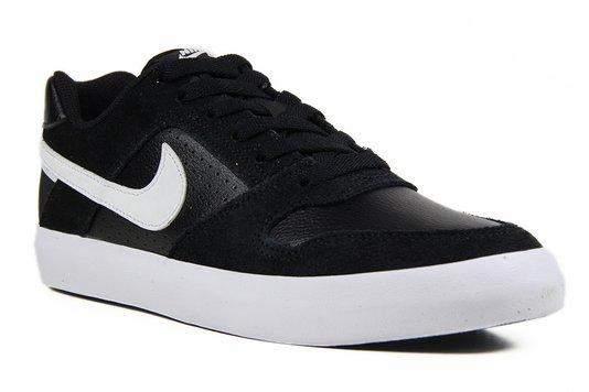 Tênis Feminino Nike SB Zoom Delta Force Vulc - Black/White