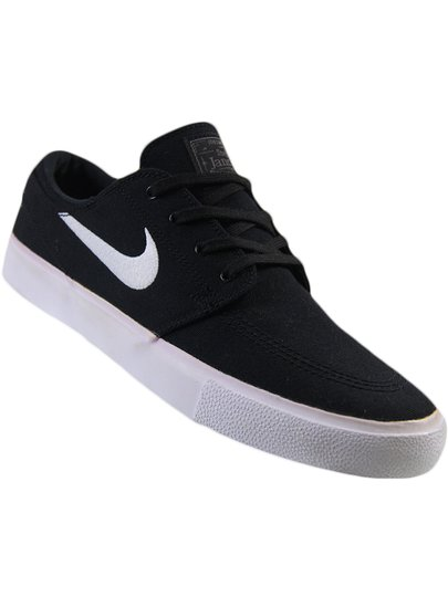Tênis Feminino Nike SB Zoom Janoski Rm - Black/White