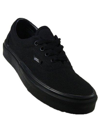 Tênis Feminino Vans Era - Black/Black