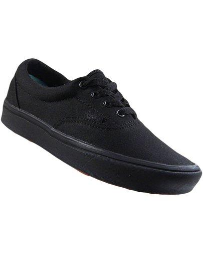 Tênis Feminino Vans Era Comfycush - Black/Black