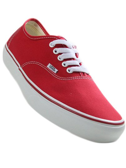 Tênis Masculino Vans Authentic - Red