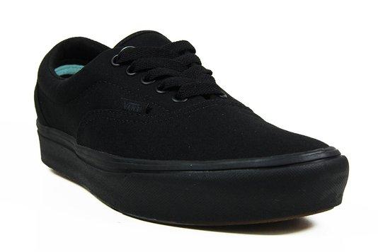 Tênis Masculino Vans Era Comfycush - Black/Black