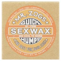 Parafina Sex Wax Mid Cool to Warm - Agua Morna