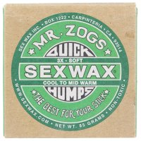 Parafina Sex Wax Cool to Mid Warm - Agua Fria