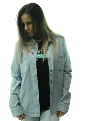CAMISA JEANS ROXY OBSCURA