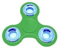 2a67addc18c8c Hand Spinner Rolamento Anti Estresse Fidget Hand Spinner - Verde
