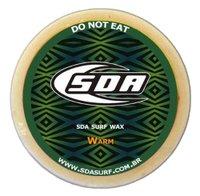Parafina para Surf SDA Wax Warn - Verde