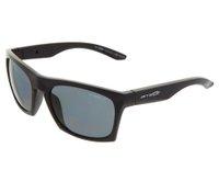 5ae18fe244ca0 Óculos de Sol Arnette Dibs Gray Lenses - Black Shine