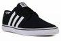 Tênis Masculino Adidas Seeley - Black/White