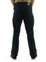 Calça Masculina de Jeans Quiksilver Artor II com Bolsos Laterais e Traseiros - Preto