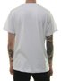 Camiseta Masculina Session Colab. Green Ramps - Branco