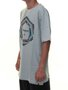 Camiseta Masculina South To South Octagono Manga Curta - Verde