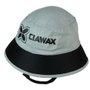 Chpéu de Surf Ciawax Com Fecho - Cinza/Preto