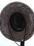 Chapéu de Palha Quiksilver Pierside - Marrom