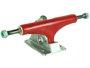 Truck para Skate Iniciante 129mm - Vermelho/Prata