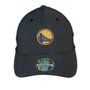 Boné Masculino Mitchell & Ness Golden State War Snap Back Aba Curva - Grafite