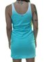 Vestido Feminino Billabong Coast To - Azul Degradê