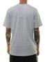 Camiseta Masculina Mormaii Circle Manga Curta - Azul Céu