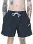 Bermuda Passeio Masculino High Company Sport Shorts Logo Black - Preto