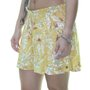 Shorts Feminino Roxy I Nedd Your Love - Amarelo