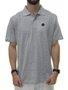 Camisa Masculina HD Basic Fit Polo - Cinza Mesclado