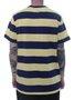 Camiseta Masculina Hocks Filme Manga Curta - Azul/Amarelo