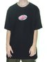 Camiseta Masculina High JNCO Manga Curta Estampada - Preto
