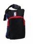 Shoulder Bag NBA Logoman - Preto