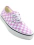 Tênis Feminino Vans Authentic - (Checkeboard) Orchid/True White
